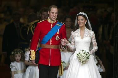 Karališkas vestuvių pokylis tęsėsi iki paryčių