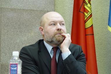 E.Gentvilas nori grįžti į Klaipėdos tarybą