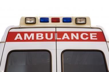 Palangoje per avariją nukentėjo mažametis