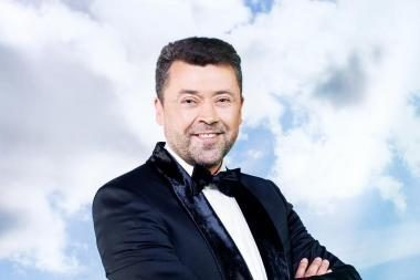 Vytautas Šapranauskas iš filmavimo išvežtas į ligoninę