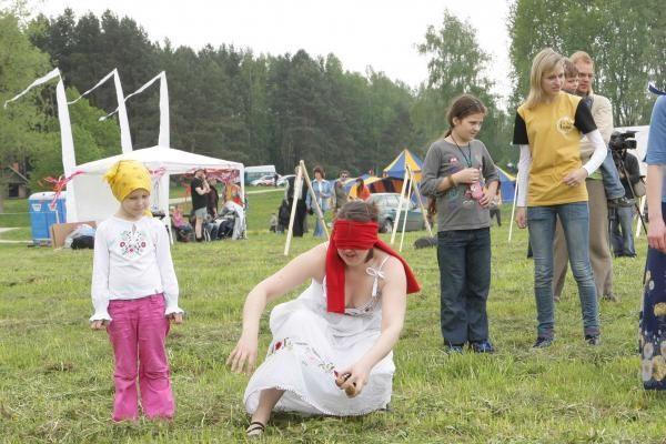 Rumšiškėse - šventė visai šeimai