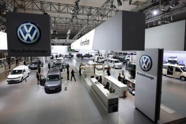 """""""Volkswagen Commercial Vehicles"""": nauji produktai, naujos rinkos ir naujos technologijos"""