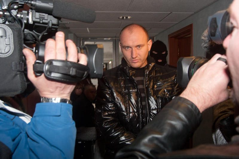 Kratos Gariūnuose: dešimtys sulaikytų, 7 suimti