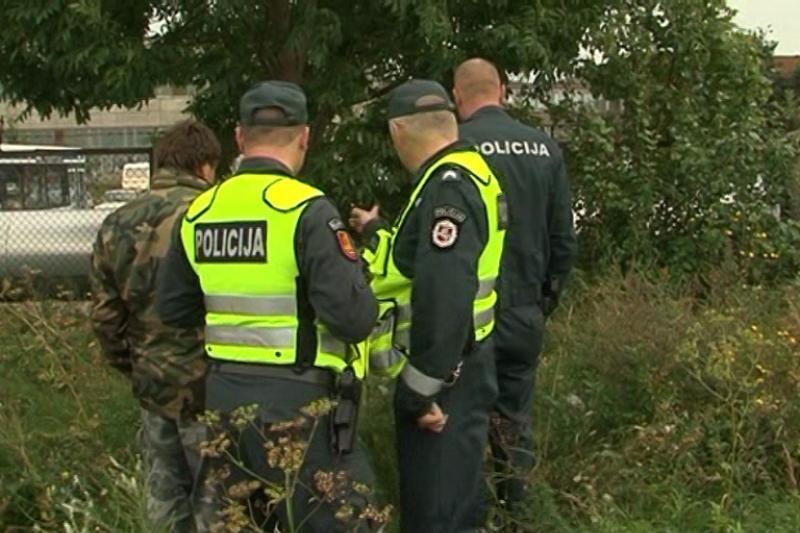 Klaipėdos pakraštyje praeivis rado lavoną