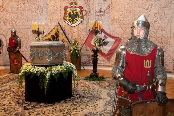 Lietuvos reformatai neįstengė susitaikyti net prie Radvilų kapo