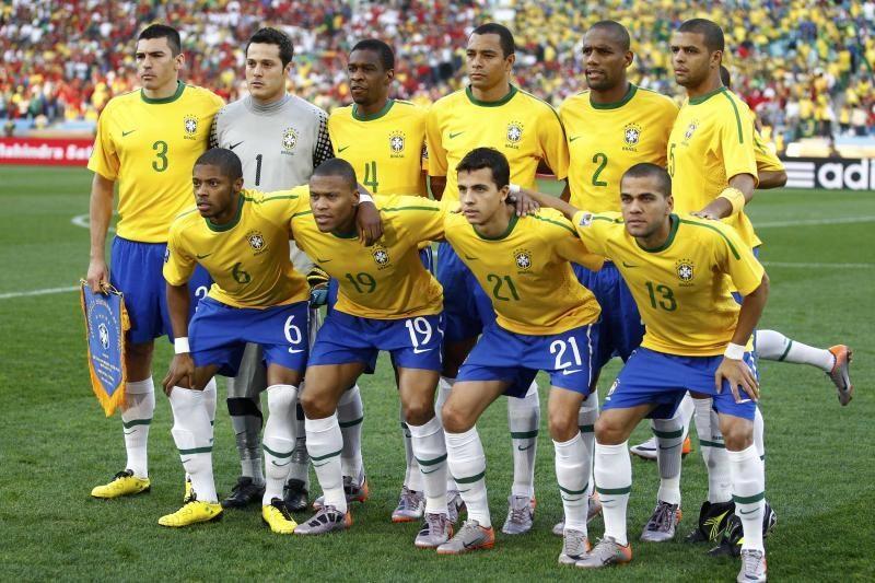 Konfederacijų taurės atomazga: Brazilija - Ispanija (apžvalga)
