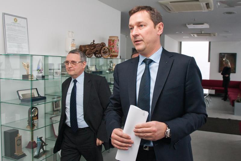 Vilniaus mero A.Zuoko rauda dėl biudžeto