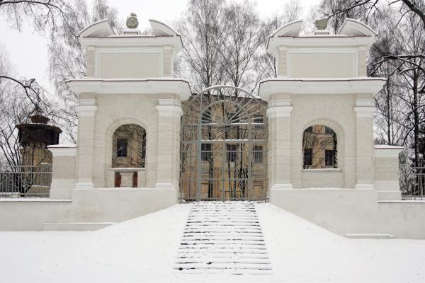 Istoriniai Sapiegų vartai prikelti gyvenimui