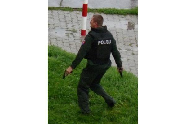 Slovakijos kruvinųjų žudynių priežastis - kaimynų triukšmas