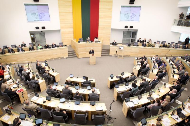 Pirmininkavimui ES Seimas prašo per 8 mln. litų