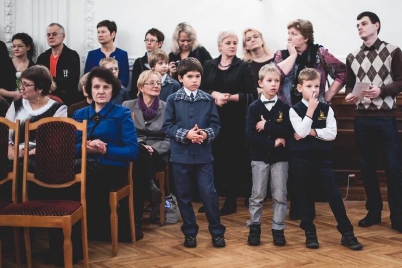 Gabiausi Kauno mokiniai netilpo į Rotušę