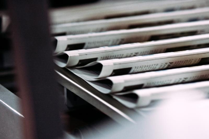 Spaustuvininkai ir pramoninkai prašo sumažinti PVM spaudai