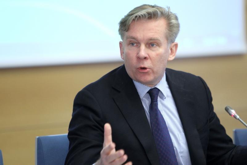 A.Ažubalis teigia, kad NATO ir Rusija pritaria jo sumanymui