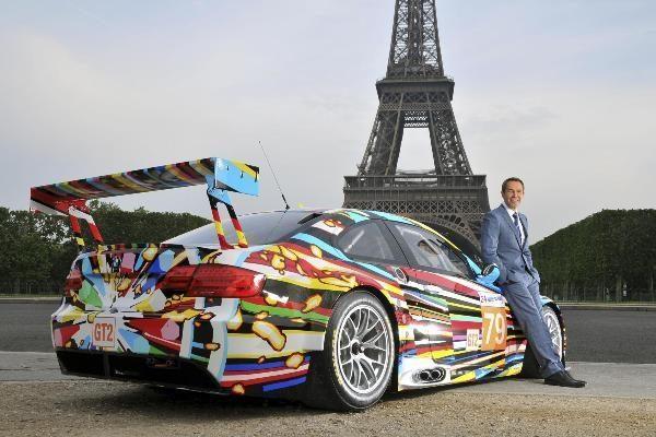 """BMW M3 GT2 grįžta į """"Le-Mano"""" 24 valandų lenktynes"""