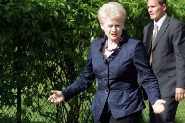 """Po V.Adamkaus """"Gamtos patruliai"""" į laidą vilios ir D.Grybauskaitę"""