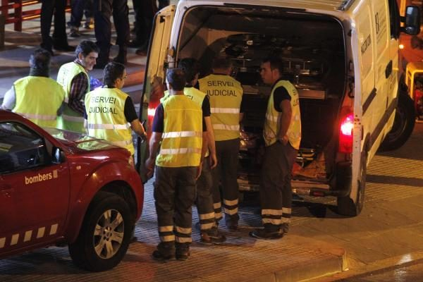 Ispanijoje traukinys įsirėžė į minią, žuvo 12 jaunuolių