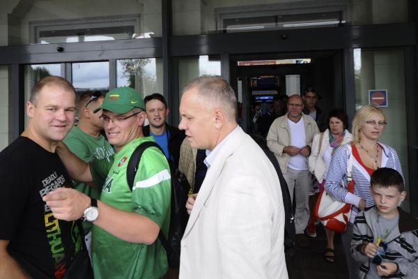 Lietuvos sirgaliai vis dėlto pasieks Turkiją (papildyta)