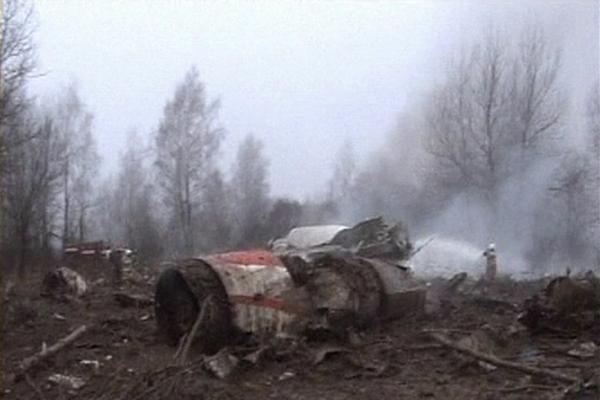 Lenkijos prezidento lėktuvo katastrofos tyrėjai paprašė NATO pagalbos