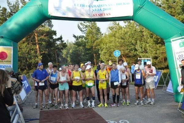 Paaiškėjo šių metų Nidos ultramaratono dalyviai