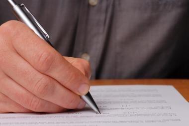 Kandidatams į valstybės tarnybą paruošti nauji testai