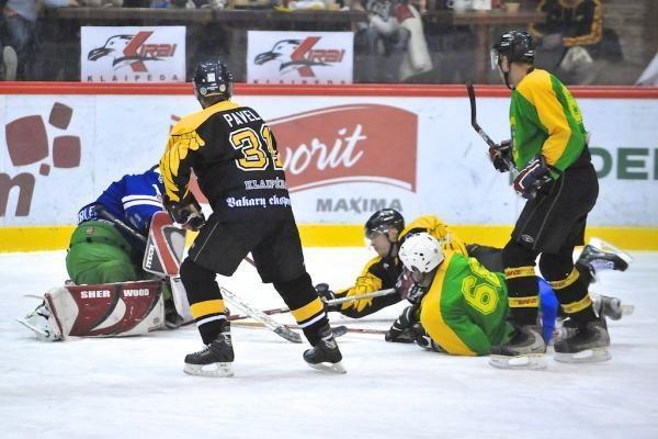 Ledo ritulio čempionate – kovos iki paskutinės sekundės