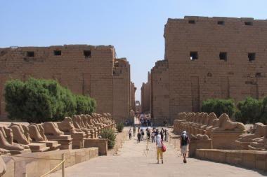 Tyrimas: lietuvių idealių atostogų šalis - Egiptas