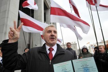 Opozicijos kandidatas į Baltarusijos prezidentus žada išvesti šalį iš sąjungos su Rusija