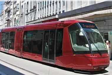 Klaipėda neatsisako planų įdiegti tramvajaus liniją