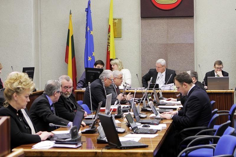 Klaipėdos savivaldybėje padaugės valdininkų