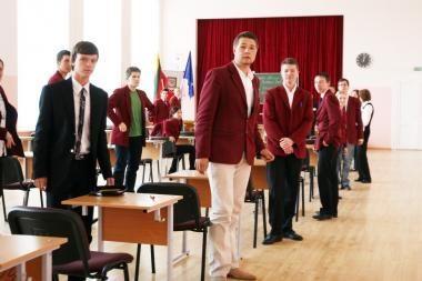 Klaipėdos mokyklose – mažiau moksleivių