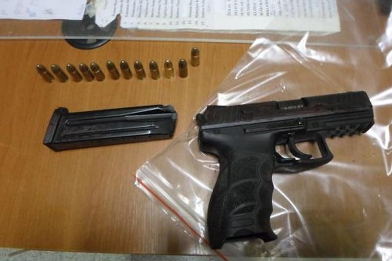 Klaipėdoje sulaikytas du kaimynus pistoletu sužeidęs vyriškis