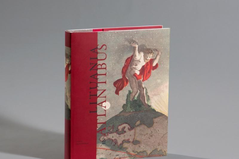 """Geriausiai išleista metų knyga - """"Lituania in Atlantibus"""""""