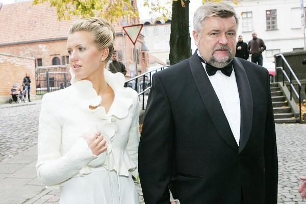 Olimpinė vicečempionė ištekėjo