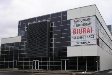 """Klaipėdoje duris atvers """"Baltijos verslo centras"""""""