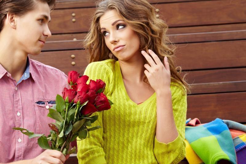 Visa tiesa apie vyrų sakomus komplimentus