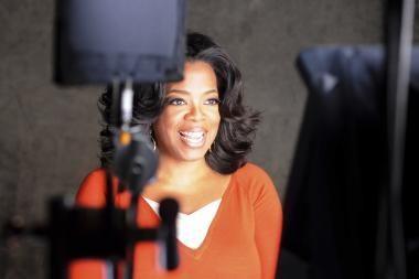Oprah pradėjo transliuoti savo kabelinę televiziją OWN