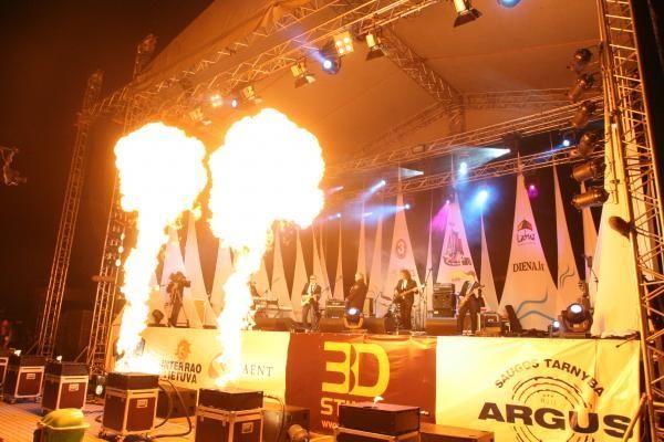 Nidos festivalio pirmasis koncertas nepaliko abejingų