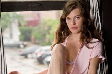 Milla Jovovich dėl vaidmens filme apsiverkė iš laimės