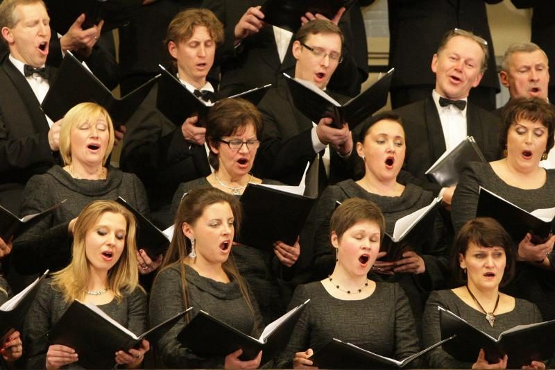 """Šį savaitgalį – tarptautinis chorų festivalis """"Kaunas Cantat 2012"""