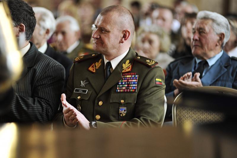 Kauno įgulos karininkų ramovė švenčia 75 metų jubiliejų