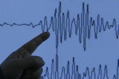 Graikijos rytuose drebėjo žemė, aukų nėra