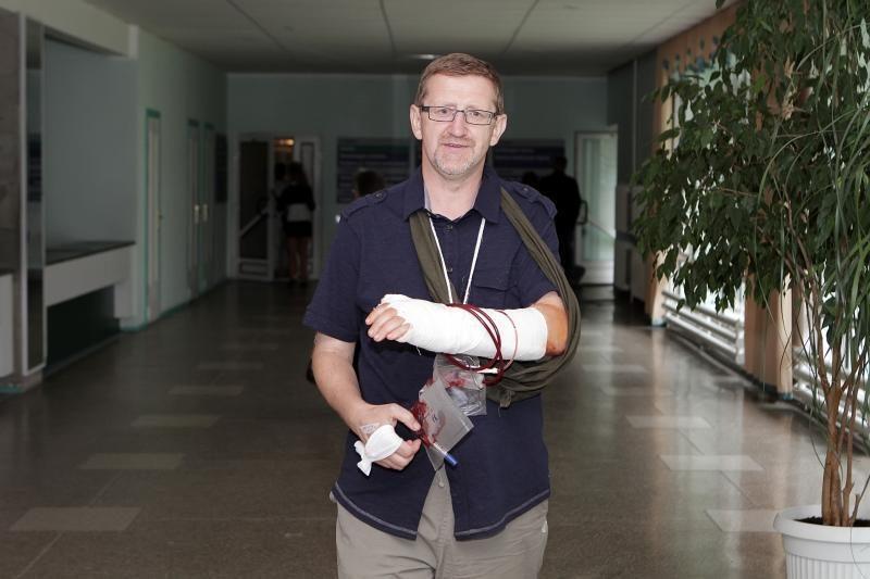 Artūras Šulcas sugriovė Klaipėdos mero atostogas