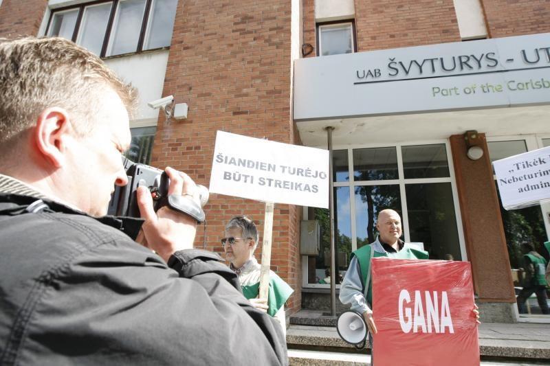 Teismas: alaus daryklos darbuotojų streikas - neteisėtas (papildyta)