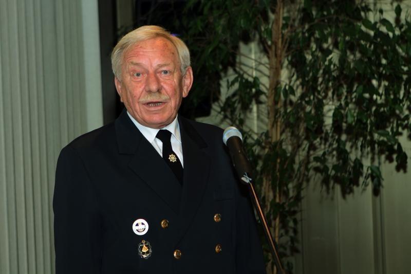 Adomas Alekna – naujasis Klaipėdos jūrų uosto kapitonas