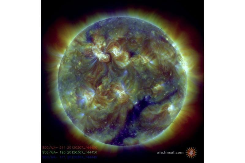 Žemėje laukiama smarkių geomagnetinių audrų