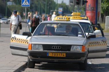 Užsieniečiai sumušė uostamiesčio taksistą