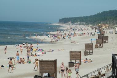 Lietuvos pajūrio vandenys – švariausi Europoje