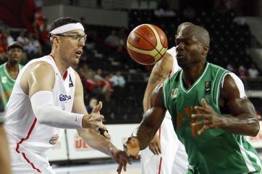 Dramblio Kaulo Krantas iš turnyro išmetė Puerto Riką, lietuviai susitiks su kinais