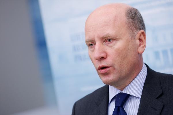 R.Palaitis sako pateikęs atsakymą premjerui dėl FNTT vadovų atleidimo