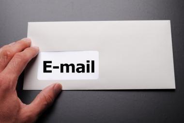 VMI išsiųsti nekorektiški elektroniniai laiškai – saugūs
